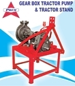 Gear Box Tractor Pump And Tractor Stand