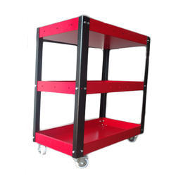 4 Tier Tool Trolley