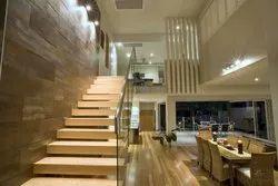 Stainless Steel Spiral Modular Staircase Designing
