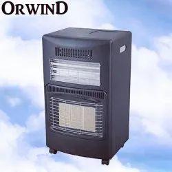 LPG Gas Electric Halogen Blower Room Heater Portable