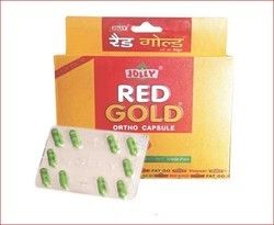 Jolly Red Gold Ortho Capsules - 30 Capsules