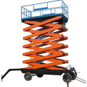 Easy Move Electrically Scissor Platform Lift Table, Model: Sjy Series