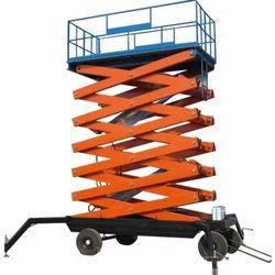 Scissor Platform Lift Table