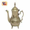 Designer Brass Tea Kettle