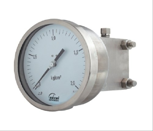 Differential Pressure Gauges Double Diaphragm Type