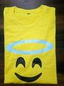 Printed Emojis T Shirts