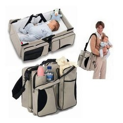 Multipurpose Baby Diaper Bag, Upto 9 months