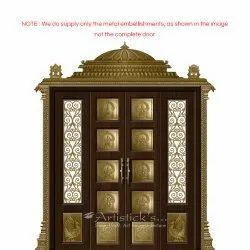 Astalakshmi Pooja Room Doors