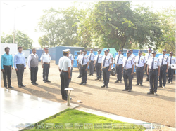 Security Guards And Facility Members Service
