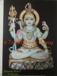 Marble Mahadev Ji Statue