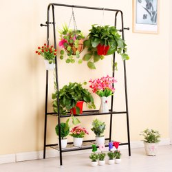 Indoor Flower Stand - Swing