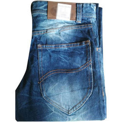 Regular Fit Mens Designer Jeans, Waist Size: 28 To 34