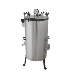 Vertical High Pressure Steam Sterilizer Autoclave ( Double Walles )