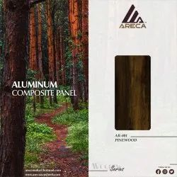 WOODEN ALUMINIUM COMPOSITE PANEL