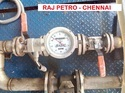 Mechanical Display Oval Gear Flow Meters