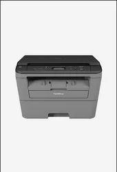 Brother DCP L2520D Multi Function Laser Printer Black Grey