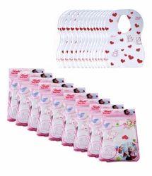 Hanki Disposable Baby Bibs_Pack of 9