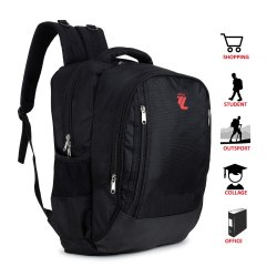 30 Ltr Backpack Laptop Bag Black