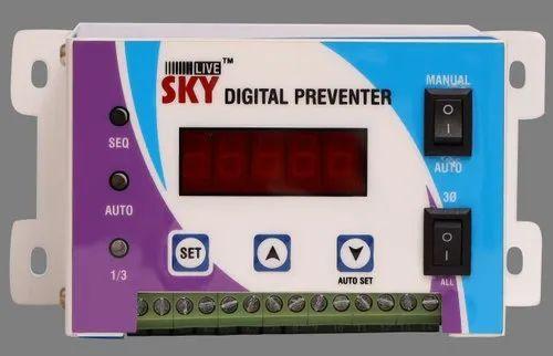 Dry Run Digital Preventer