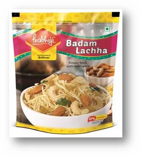 Haldiram Badam Lachha, Packaging Size: 200 Grams