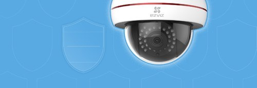 Ezviz C4s All Weather Security  Day And Night Cloud Camera