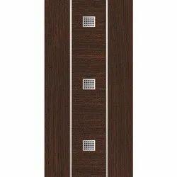 Sunmica Brown Door Skin, Matte, Size: 8x4 Feet