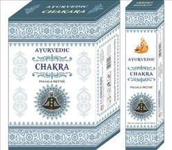 Ayurvedic Chakra Masala Incense Sticks