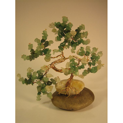 250 Beads Gemstone Tree