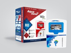 Electric Aqua Novo Water Purifier, For Home and Domestic, Total Capacity: 12 Litre