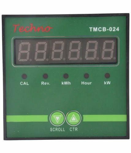 Techno Three Phase Electronic Watt Hours Digital Kwh