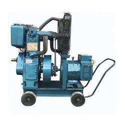 Mild Steel Single Phase Generator