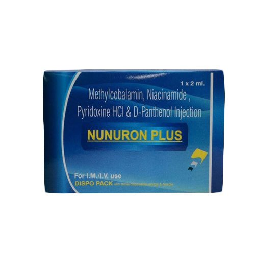 Nunuron Plus Injection for Hospital