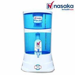 Xtra Pure Gravity Operated Water Purifier - Nasaka