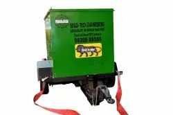2  Ton Hydraulic Winch Machine
