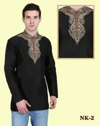 Gents Embroidered Kurti