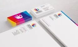 Home Delivery Paper Corporate Stationery Printing Services