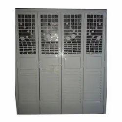 Iron Modern Main Safety Gate, Size: 8 x 6 feet