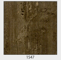 Brown 1547 Luxury Vinyl Floor Plank, Thickness: 10-18 Mm