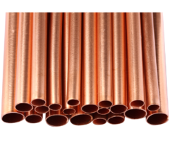 Copper Tubes, Size: 10''-20''