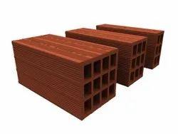 Red Porotherm Bricks