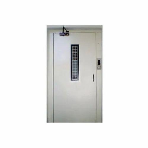 Mild Steel Swing Door