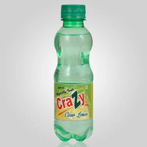 Crazy Clear Lemon Cold Drink, Packaging Size: 200 ml, Packaging Type: Bottle