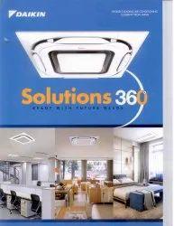 Daikin Ceiling Mounted 2.9 Tr  4  Star  Inverter Cassette Round Flow