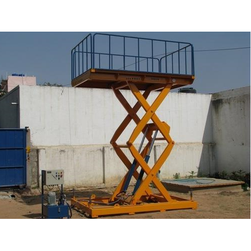 Scissor Lifts Hydraulic Scissor Lift Table Manufacturer