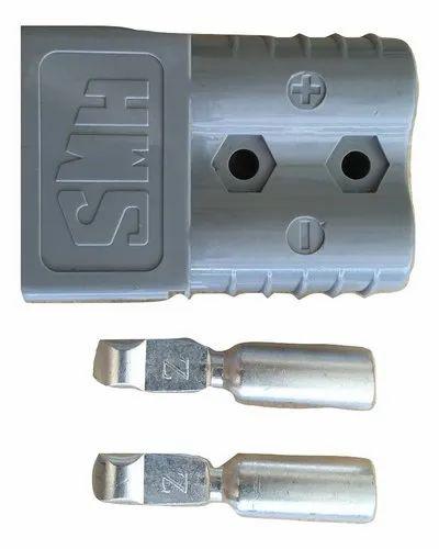 Polycarbonate Anderson Double Pole 120A Plug Connector ...