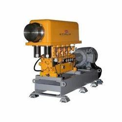 Stirling Cryogenics 120 W SPC-4T Cryogenerator Closed Loop Liquid Nitrogen Cooling System