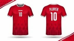 Custom Sports Jersey for Cricket Soccer Football 15000 Artwork/Design available