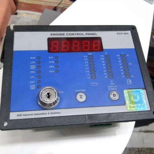 Generator Control Panel - EMS 926 Generator Spares Wholesale