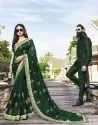 Pr Fashion Launched Heavy Designer Saree