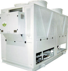 Refcon Mild Steel Air Cooled Reciprocating Chiller, Fully Automatic, Capacity: 2 TR to 300 TR